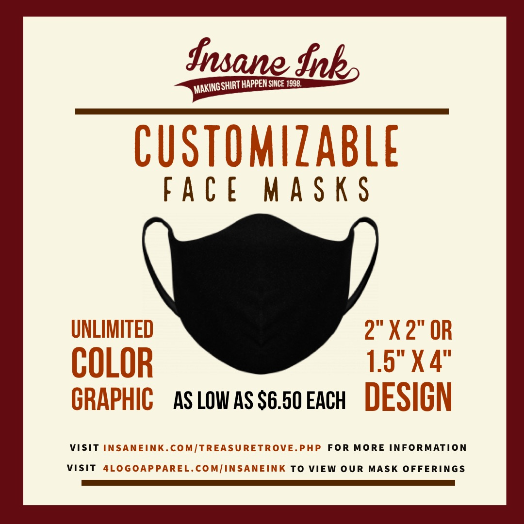 Order Facemasks Today!